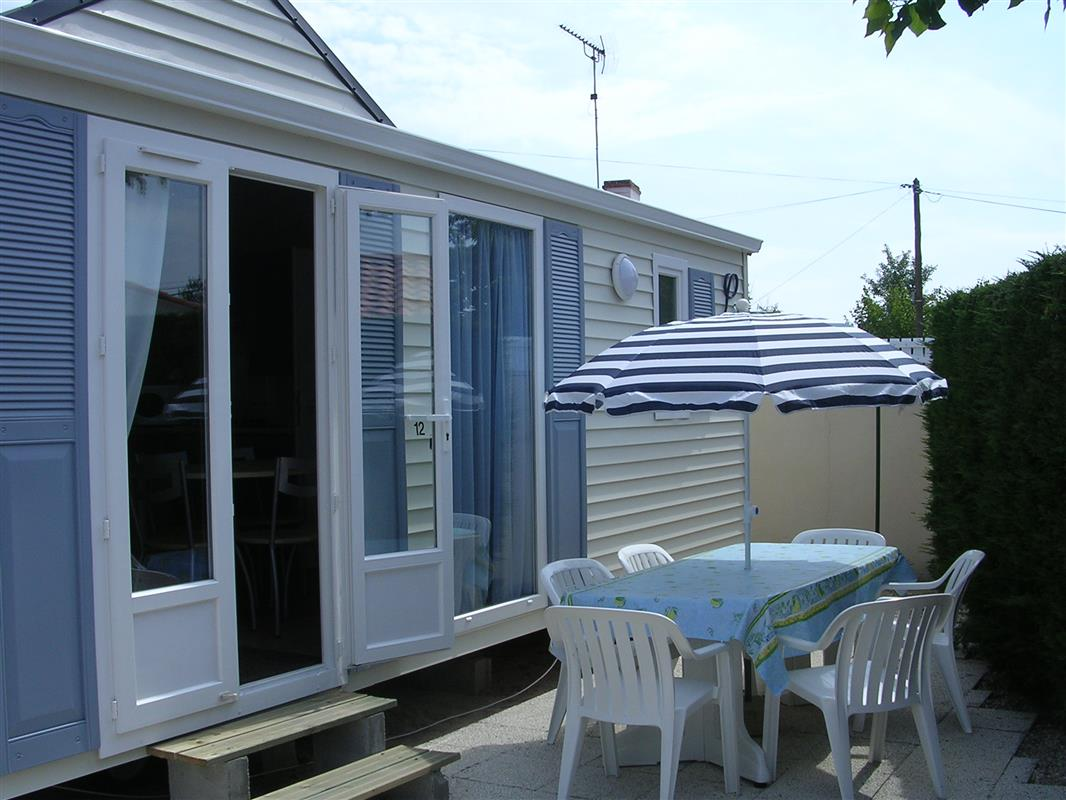 Camping Avec Mobil Home A Orleans